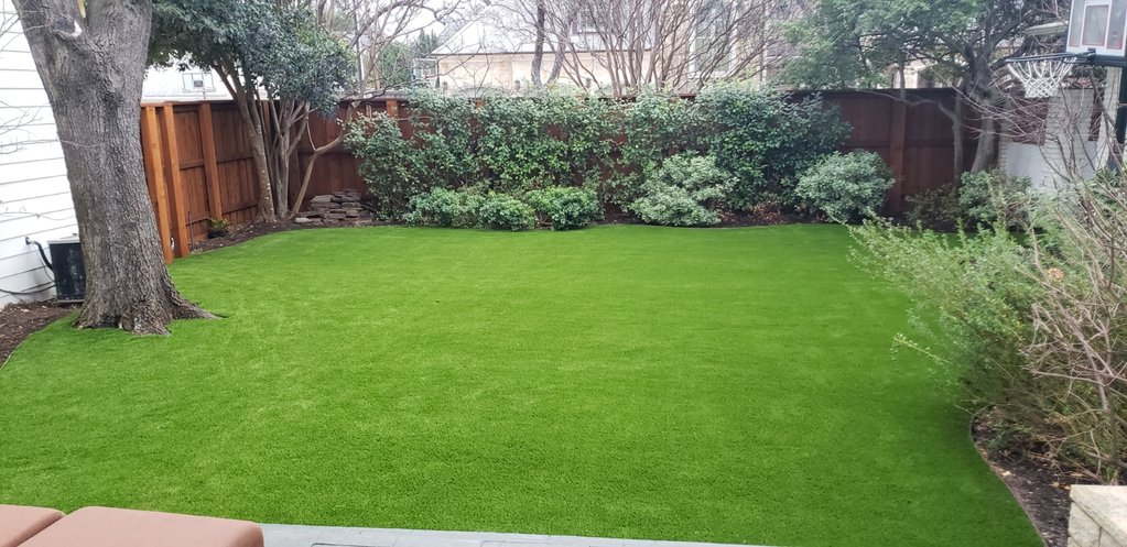 Fake Grass Installation | The Perfect Lawn