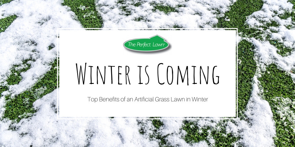 Benefits of Artificial Grass in Winter