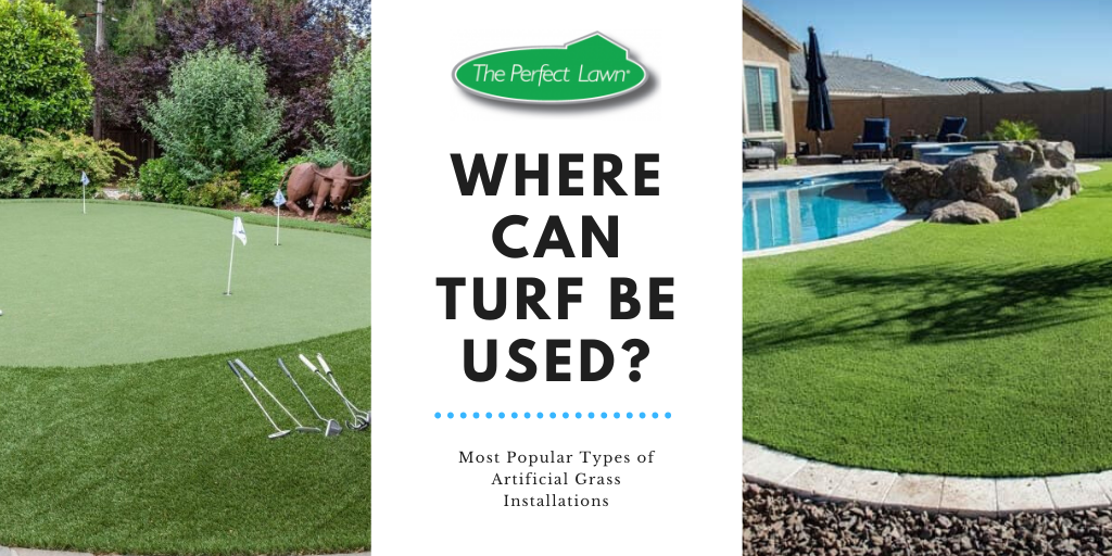 Artificial Grass Installations Dallas Fort Worth Applications The Perfect Lawn