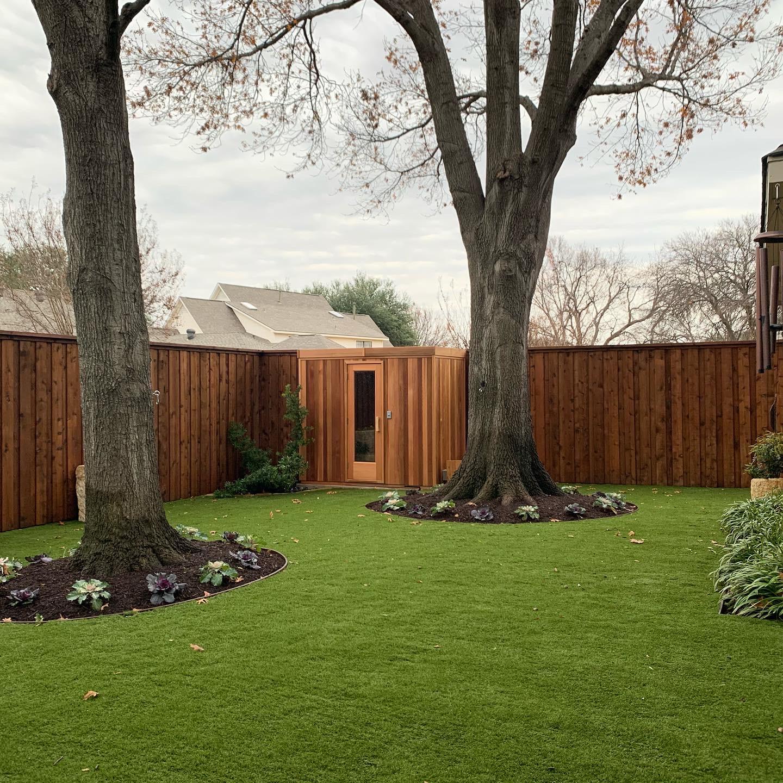 Fake Grass For Yard Installation | The Perfect Lawn, Dallas, Texas