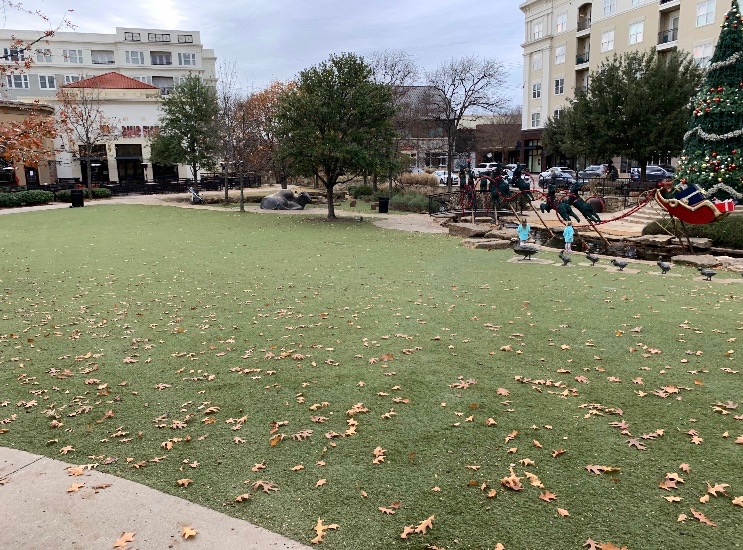 Artificial Grass, Commercial Turf Installation The Perfect Lawn, Dallas, Texas