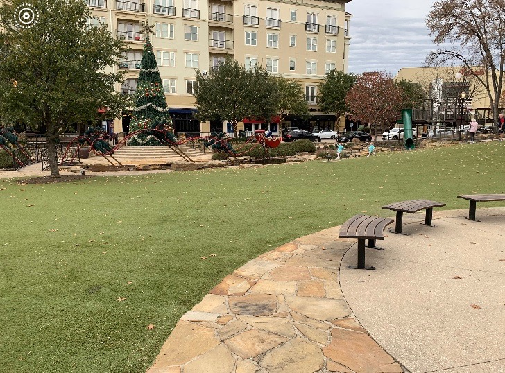 Synthetic Grass, Commercial Turf Installation