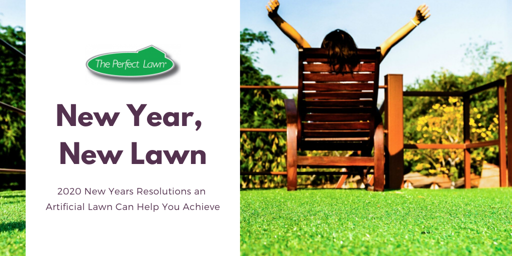 install artificial grass - Artificial Lawn 2020 New Year's Resolutions