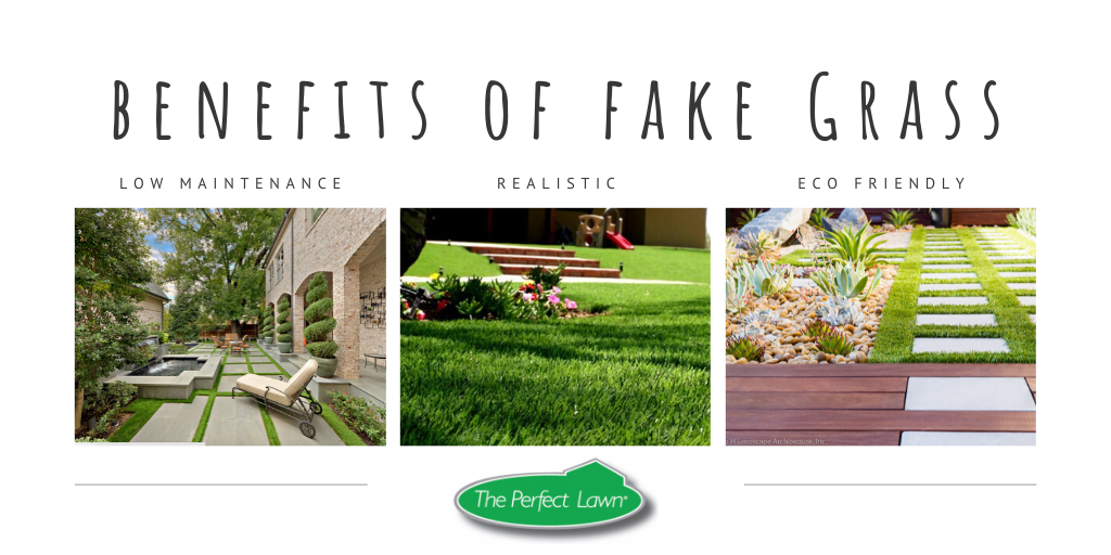 Realistic Fake Grass Benefits Southlake Texas
