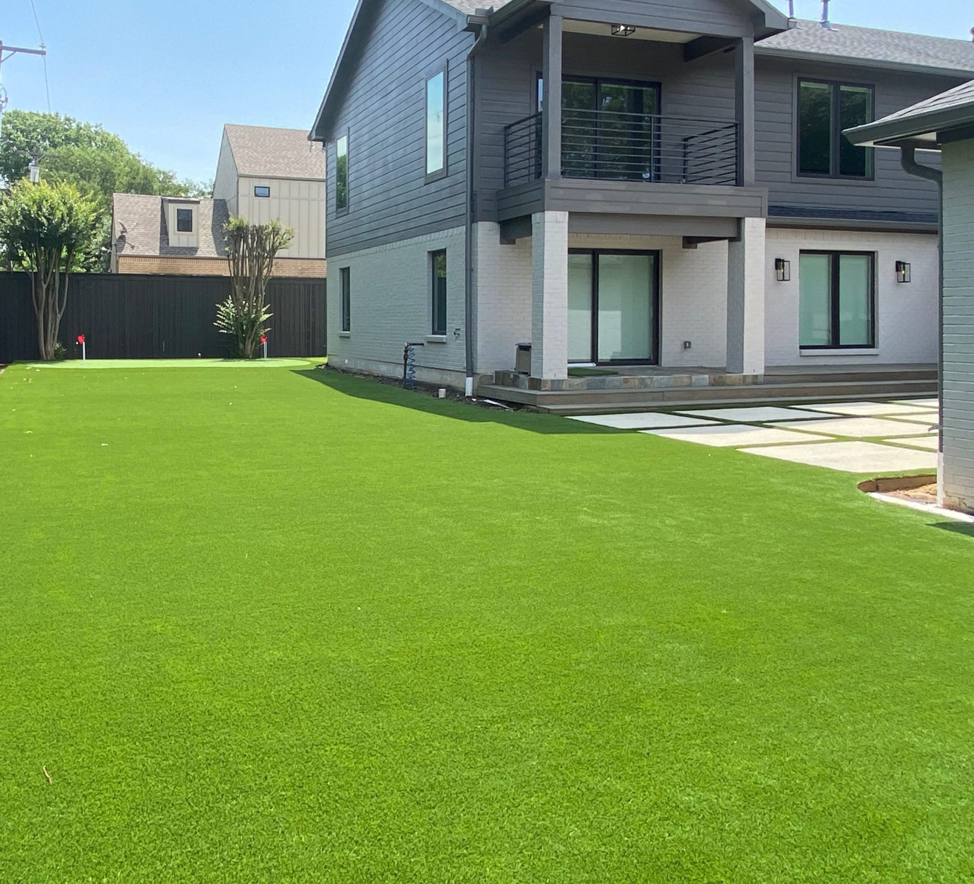 Best Artificial Grass Installation | The Perfect Lawn