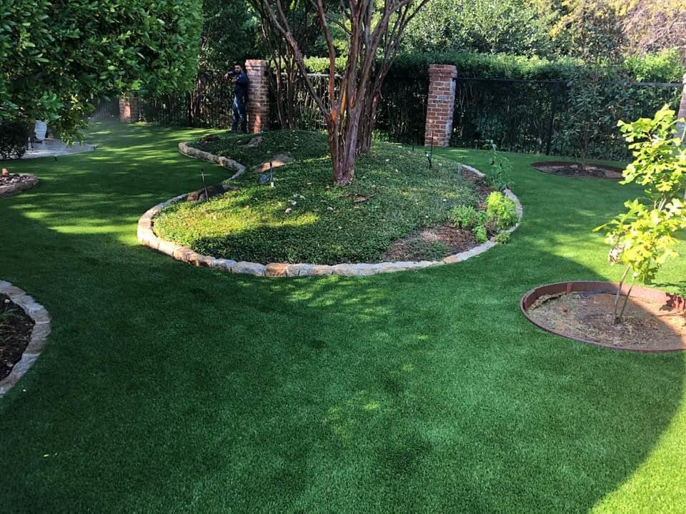 Fake Grass For Yard | The Perfect Lawn